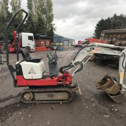 Diggers 5 to 12 Ton